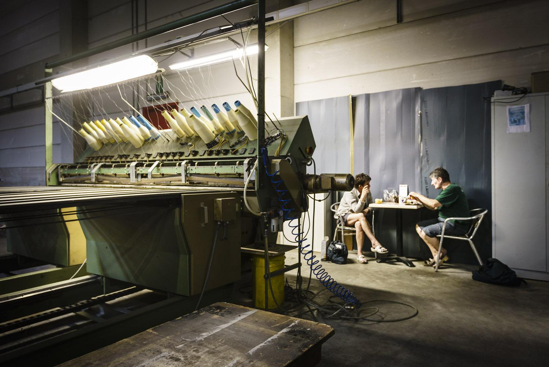 Bosq productie